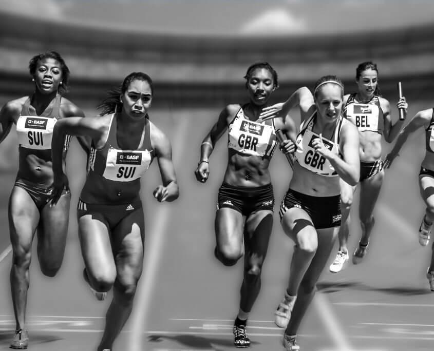 Local seo, der sprint um den Sieg ist ein Kamp